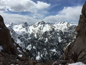 Lines for life in the Gore Range